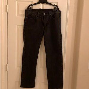 Levi's 514 jeans 36x32